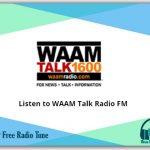 WAAM Talk Radio FM
