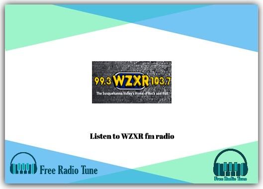 WZXR fm radio