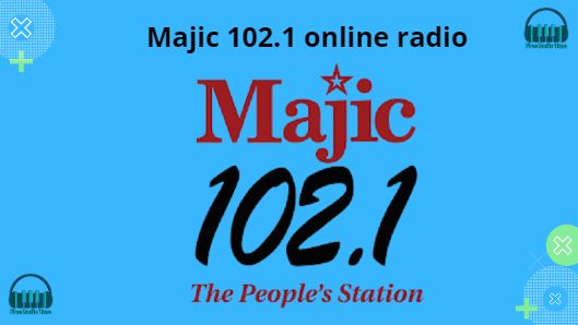 """KMJQ is a commercial FM radio station in Houston, Texas. Owned by Urban One, """"Majic 102"""" has an urban adult contemporary radio format. KMJQ is co-owned with 97.9 KBXX and 92.1 KROI, with studios and offices located in the Greenway Plaza district."""