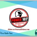 POWER 102 FM LIVE STREAM