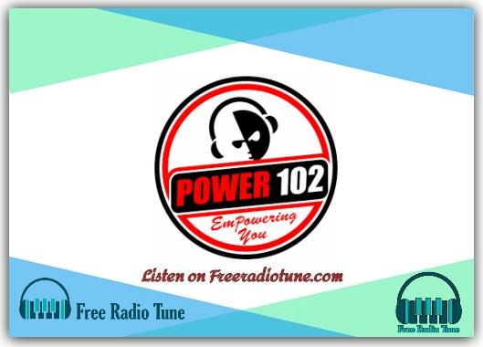 POWER 102 FM LIVE STREAM