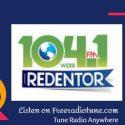Redentor WERR radio station live broadcast