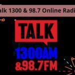 Talk 1300 & 98.7