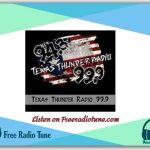 Texas Thunder Radio 99.9 Listen Live