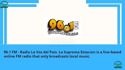 The Supreme Radio Station