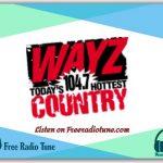 WAYS RADIO 104.7 LISTEN LIVE