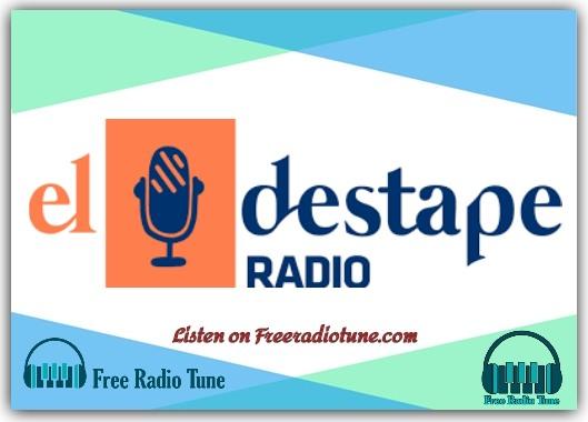 el destape radio live online