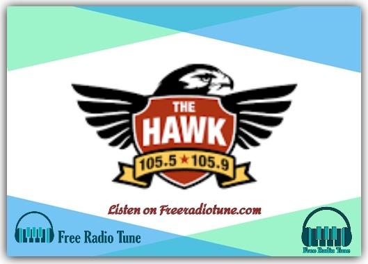 105.5 The Hawk Playlist