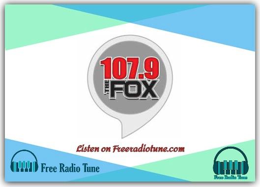 107.9 The Fox Live Stream
