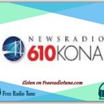 610 KONA live online radio