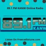 89.1 FM KANW