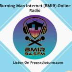 Burning Man Internet (BMIR)