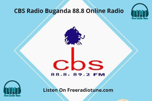 CBS Radio Buganda 88.8