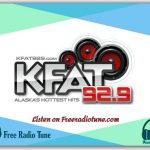 KFAT 92.9 FM Listen Live - Anchorage, United States