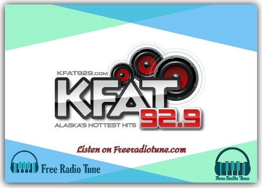 KFAT 92.9 FM Listen Live - Anchorage, United States
