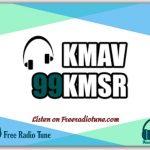KMAV-FM 105.5 FM radio stream