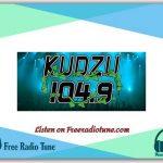 Listen to KUDZU 104.9 Live Online