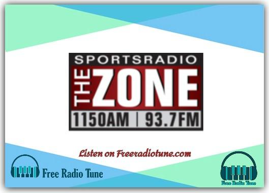 KZNE The zone 93.7 FM 1150AM