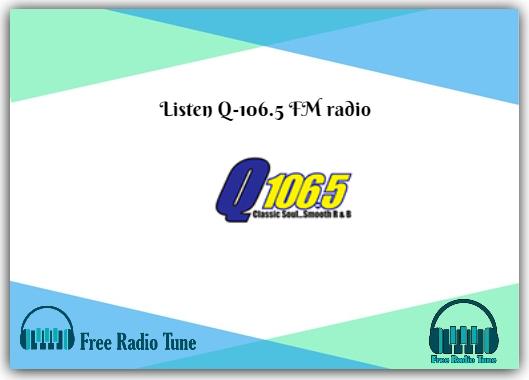 Q-106.5 FM radio