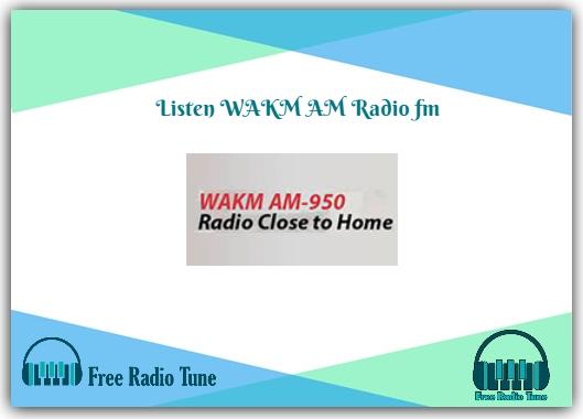 WAKM AM Radio