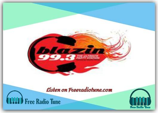 Listen to Blazin 99.3 Live stream