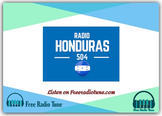 Radio Honduras 504 Live stream