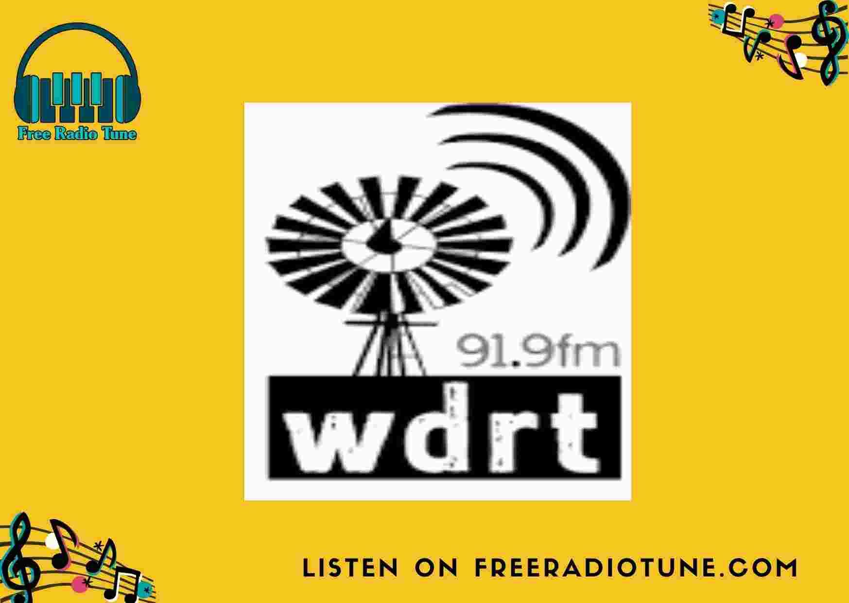 LISETN TO WDRT 91.9 FM LIVE ONLINE