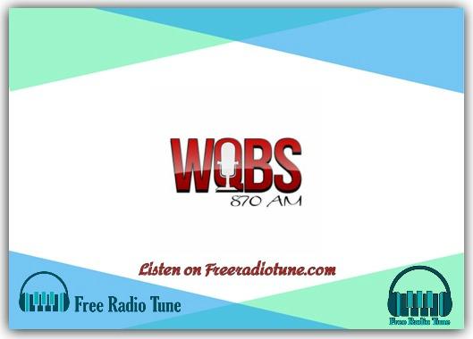 WQBS 870 AM radio stream