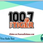 100.7 The Tiger Live Broadcast