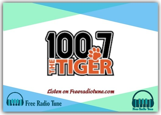 100.7 The Tiger Live Broadcast