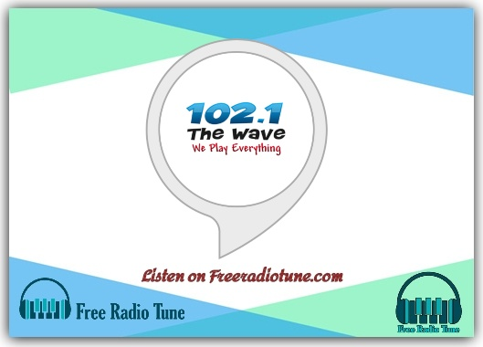 102.1 The Wave Listen Live
