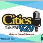 Cities 92.9 Live Broadcast