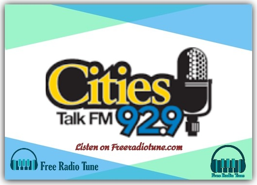 Cities 92.9 Live Broadcast
