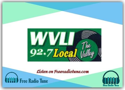 LISTEN TO WVLI 92.7 FM