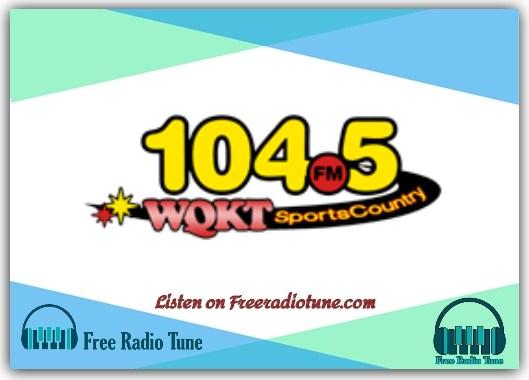 Listen to WQKT 104.5 Live