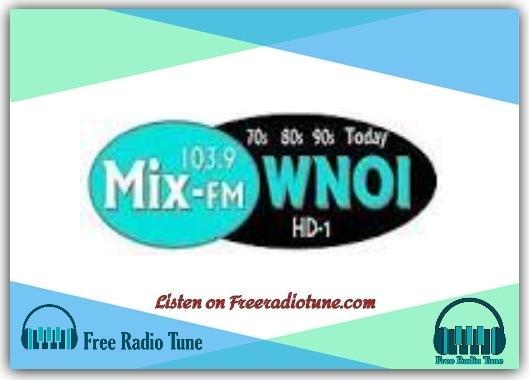 WNIO MIX FM live online