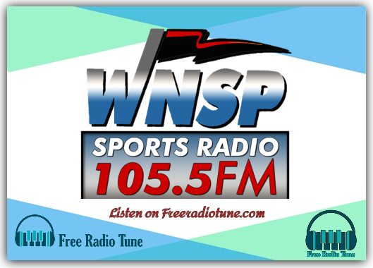 WNSP FM 105.5 stream