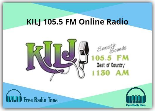 KILJ 105.5 FM