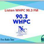 Listen WHPC 90.3 FM