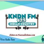 Listen to KNDN FM live