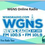 WGNS Radio