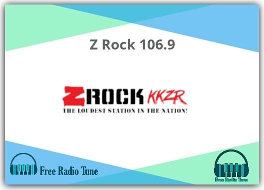Listen Z Rock 106.9