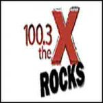 100.3 The X Rocks live