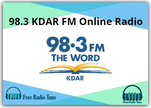 98.3 KDAR FM