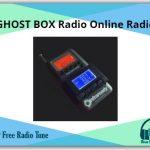 GHOST BOX Radio