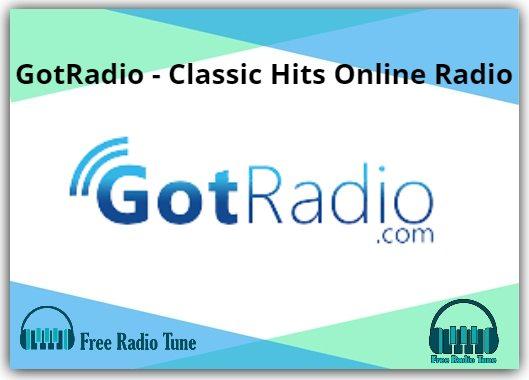 GotRadio - Classic Hits