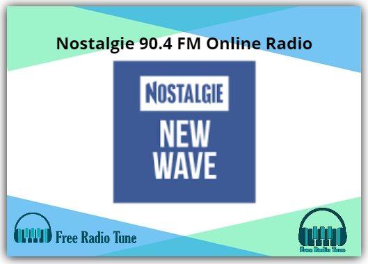 Nostalgie 90.4 FM