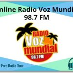 Radio Voz Mundial 98.7 FM