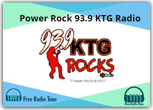 Power Rock 93.9 KTG