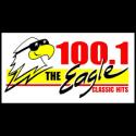 100.1 The Eagle live